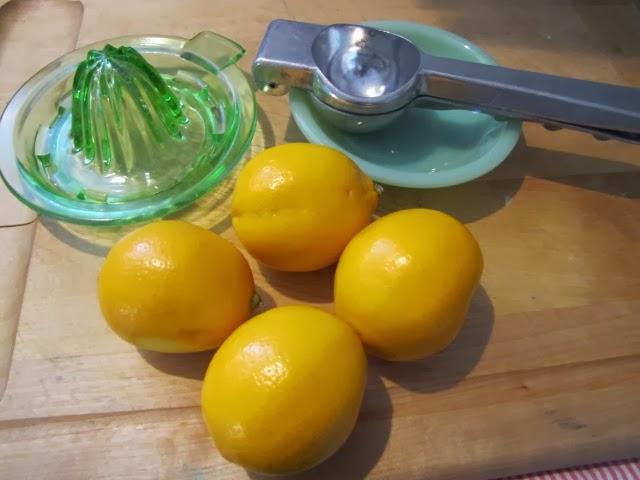 Meyer's Lemons