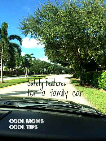 cool moms cool tips safety features for a family car post - driving on the streets photo