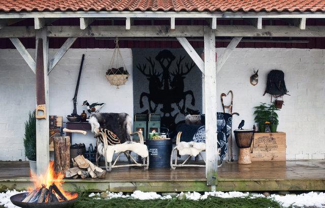 Gårdsbutiken i Leva & Bo 2013