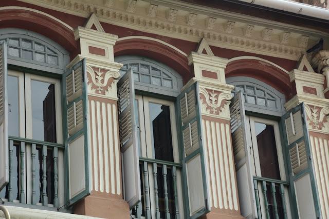 Chinatown Singapore art