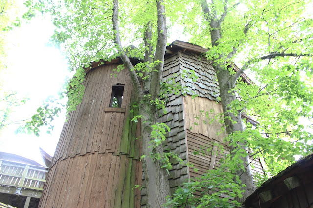 alnwick treehouse restaurant