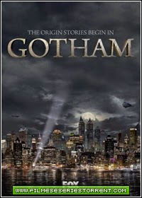 Gotham 1ª Temporada Legendado Torrent (2014)