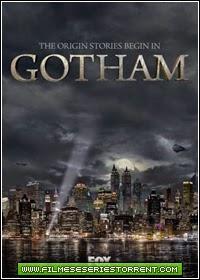 Gotham 1ª Temporada Torrent Legendado (2014)