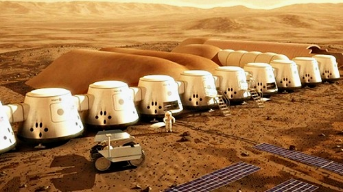 Cuarto FulleroMilenio Mars-one