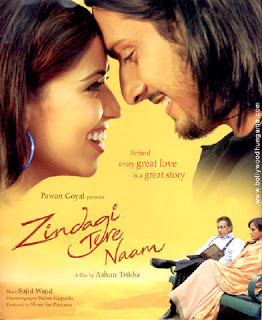 Zindagi Tere Naam (2012) – Hindi Movie DVD