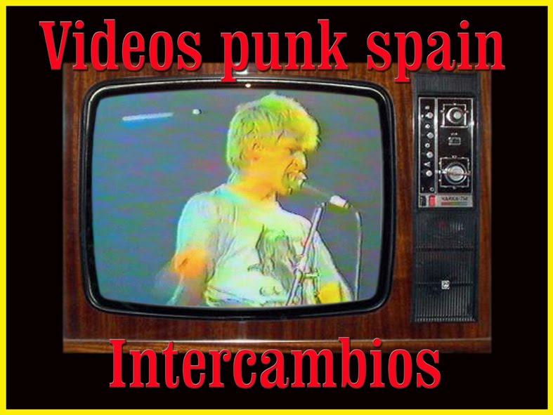Videos Punk Spain