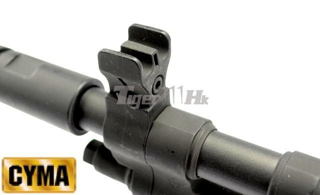 Airsoft Tiger111hk: CYMA CM032 Metal M14 EBR AEG(Extended ... M14 Ebr Silver