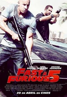 Ver Fast & Furious 5 2011 Online