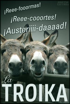 troika, josetxo ezcurra,