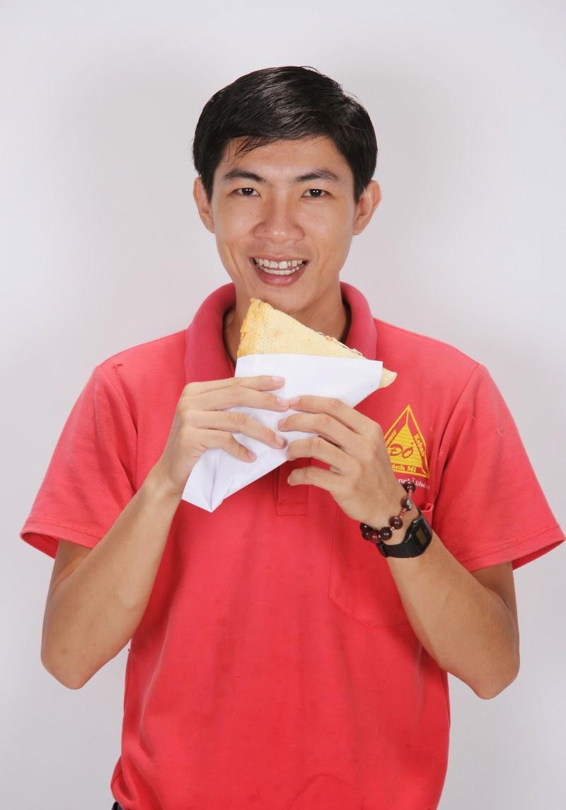 Đỗ Phú Tài và thương hiệu Bánh Mì Đỏ