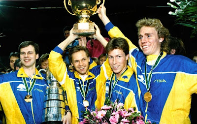 Grandes rivalidades de la historia del deporte Swedish+team