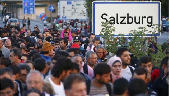 Η Γερμανία απελαύνει τους Έλληνες που δεν βρίσκουν εργασία εντός τριμήνου αλλά θα δίνει 670 ευρώ το μήνα ως βοήθημα στους λαθρομετανάστες με απόφαση Μέρκελ
