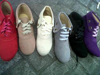 5 Model Sepatu Paling Disukai + Diincar Perempuan