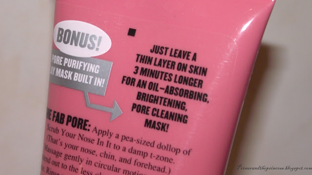 Soap And Glory Scrub Your Nose In It Review