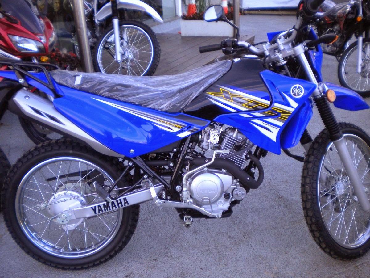 Todo sobre motos galer a yamaha xtz 125 e for Yamaha xtz 125
