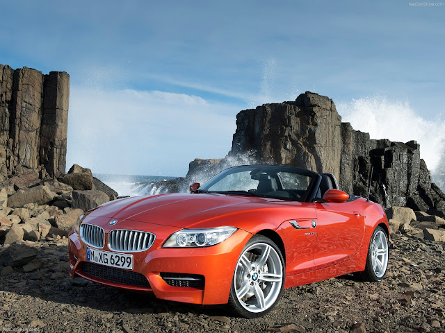 BMW Z4 Roadster Wallpaper