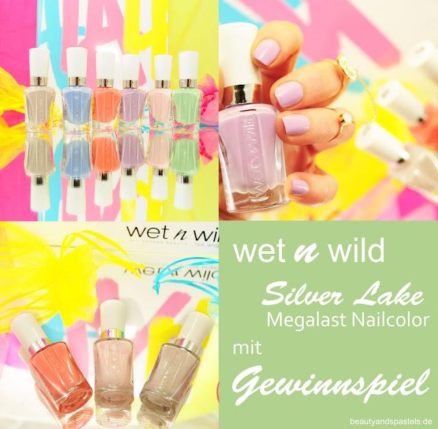 Nagellack-Sommer