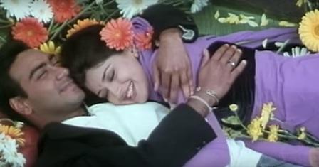 Pyar Kiya To Nibhana lyrics - Major Saab  (1998) | Ajay Devgan and Sonali Bendre