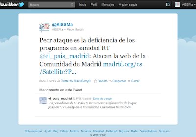 TwitterAISSMa20111210=RTElPaisAtaqueWebComunidadMadrid