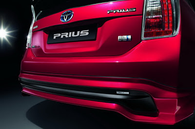 Toyota PRIUS TRD Sportivo ใหม่ รูปที่ 4