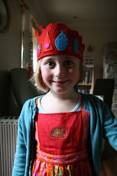 Madeleine's Birthday Crown