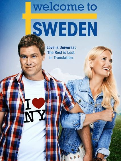 Capitulos de: Welcome to Sweden