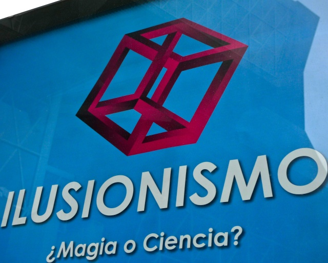 Nuevas tecnologias en el arte ilusionismo magia o for Oficinas la caixa en zaragoza