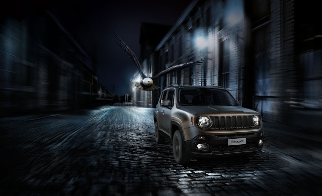 Jeep Renegade Night Eagle Limited Edition