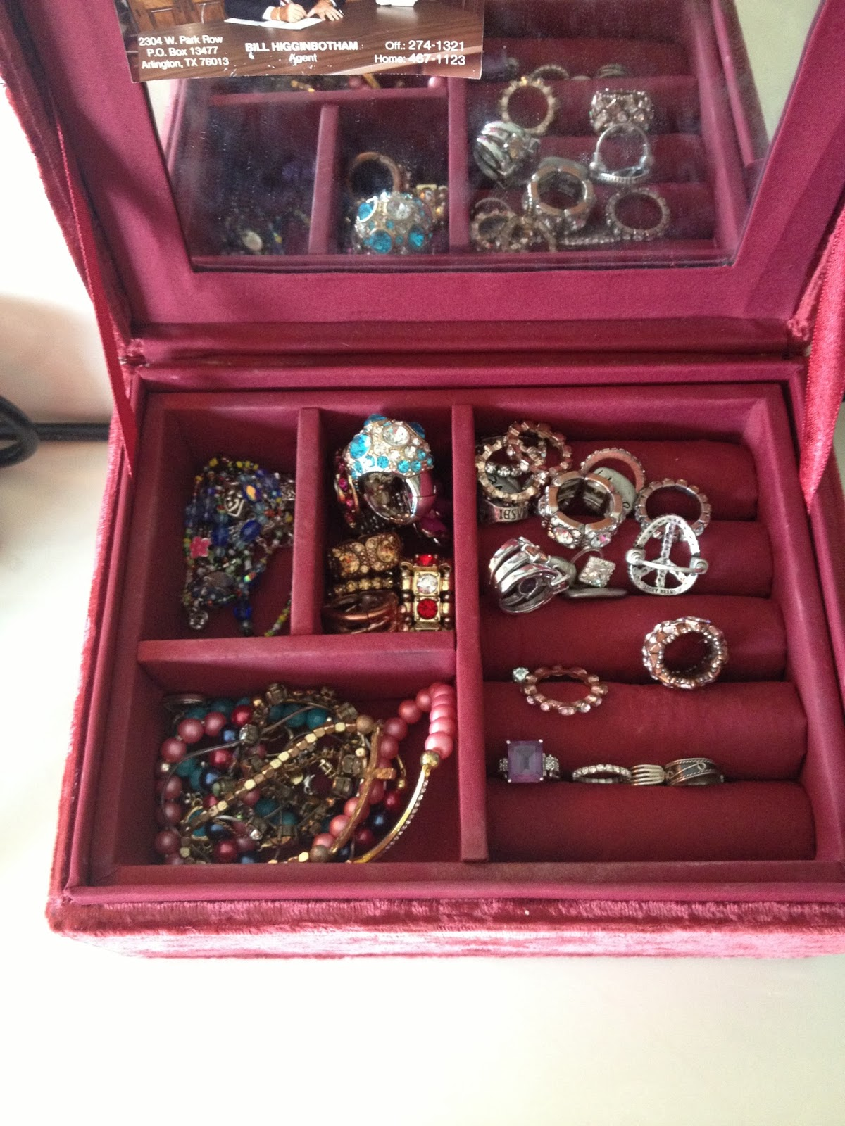 Fifty Two Shades of Shay Organizing Storing your Jewelry Mix