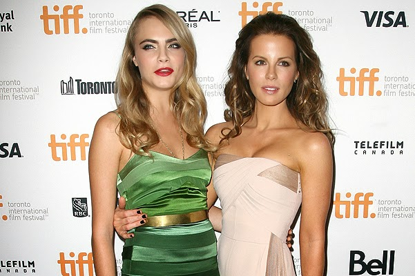 TIFF-2014_ Cara Delevingne and Beckinsale