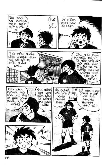 Jindodinho - Đường Dẫn Đến Khung Thành III  Tập 24 page 66 Congtruyen24h