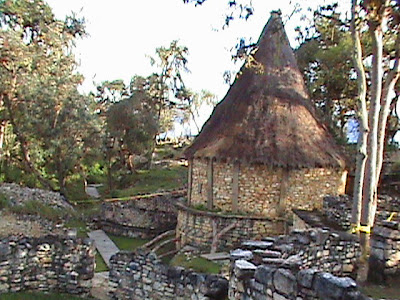 Complejo Arqueológico Monumental Kuélap