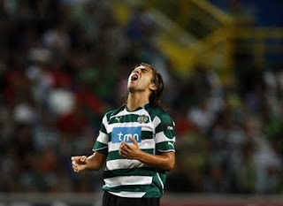 Manchester United Transfer approached Andre Santos midfielder Sporting Lisbon
