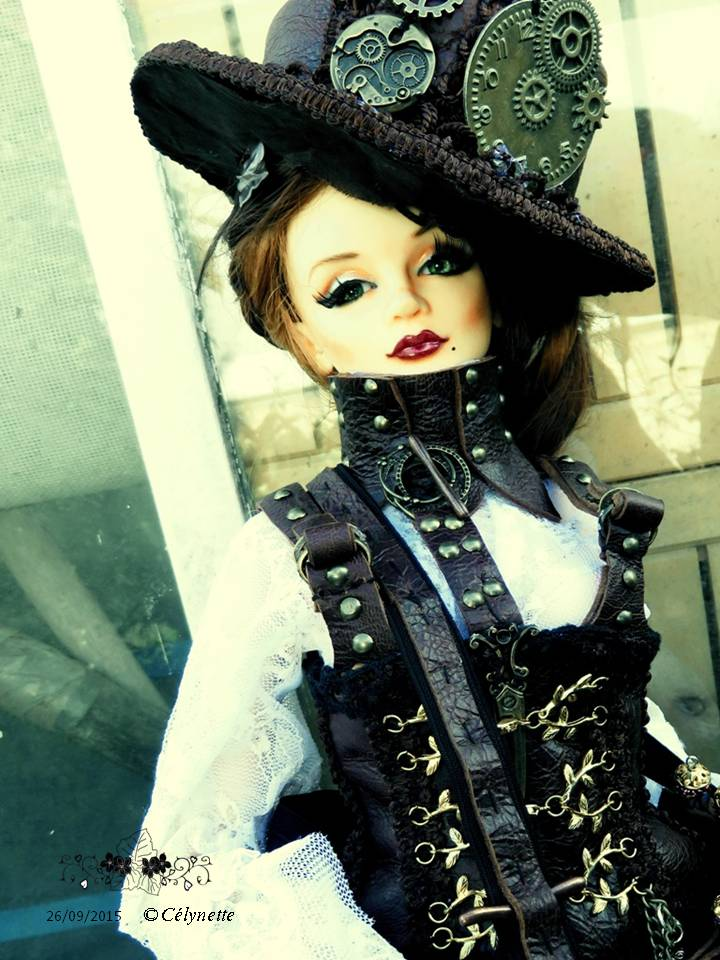 Dolls d'Artistes & others: Calie, Bonbon rose - Page 10 Diapositive37