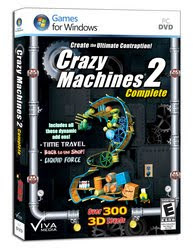 Crazy Machines 2 Complete Including All Add-ons Released