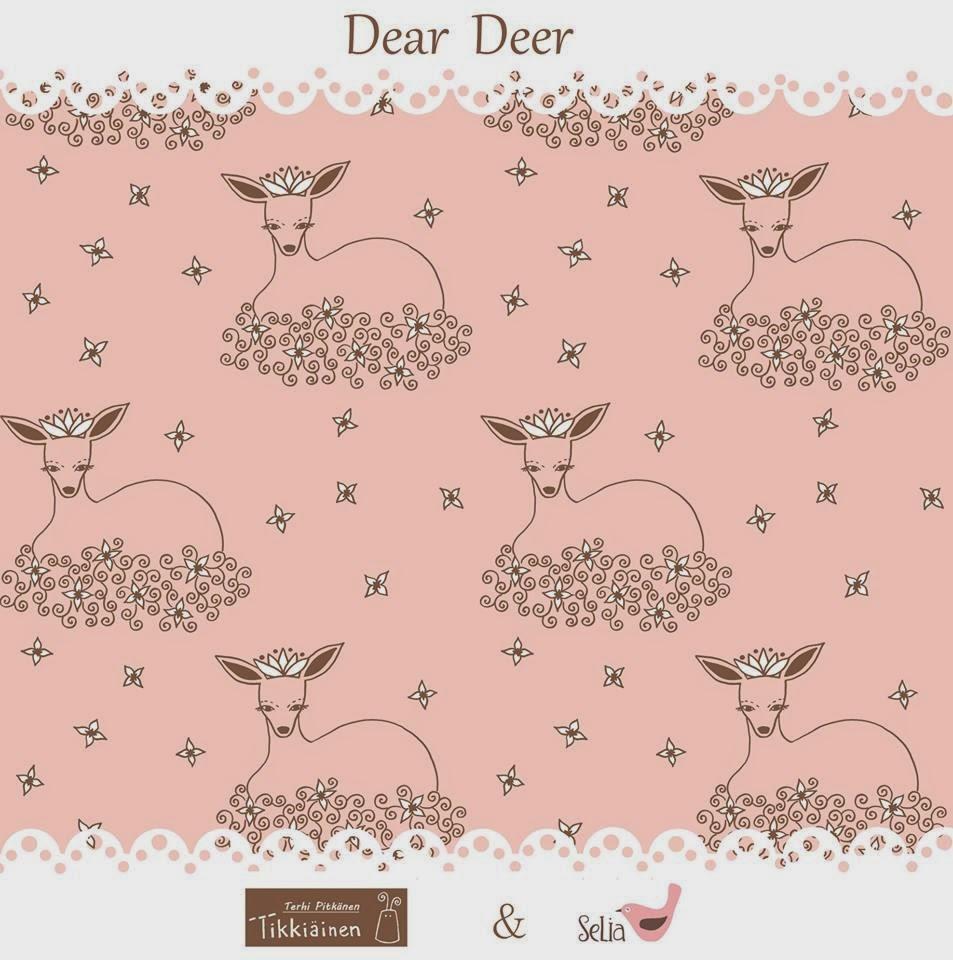 Dear Deer velour