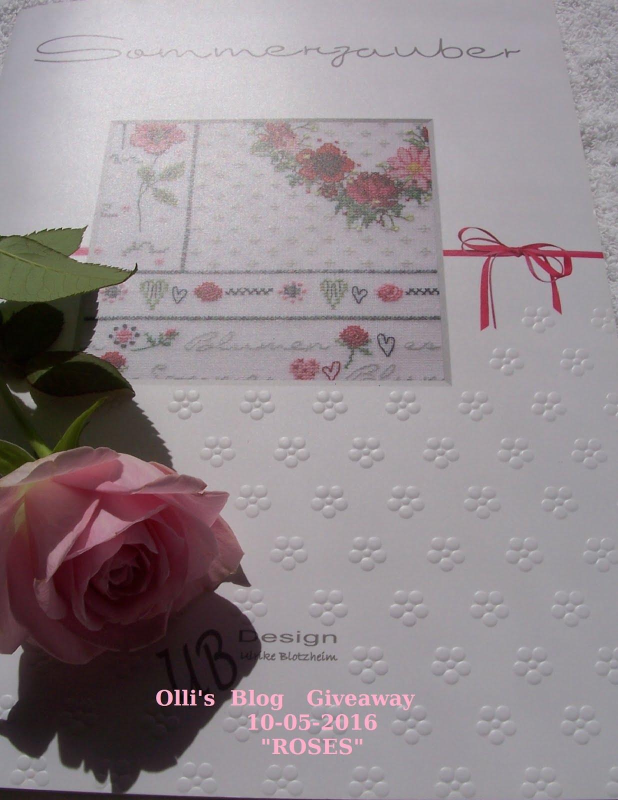 Olli's blog giveaway
