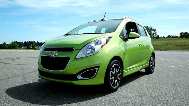 Chevy Chevrolet Spark dubs