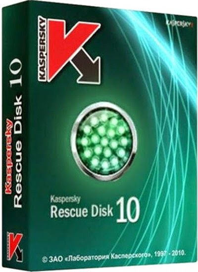 Kaspersky Rescue Disk crack free download