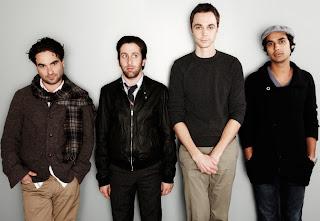 Big Bang Theory Men Characters HD Wallpaper
