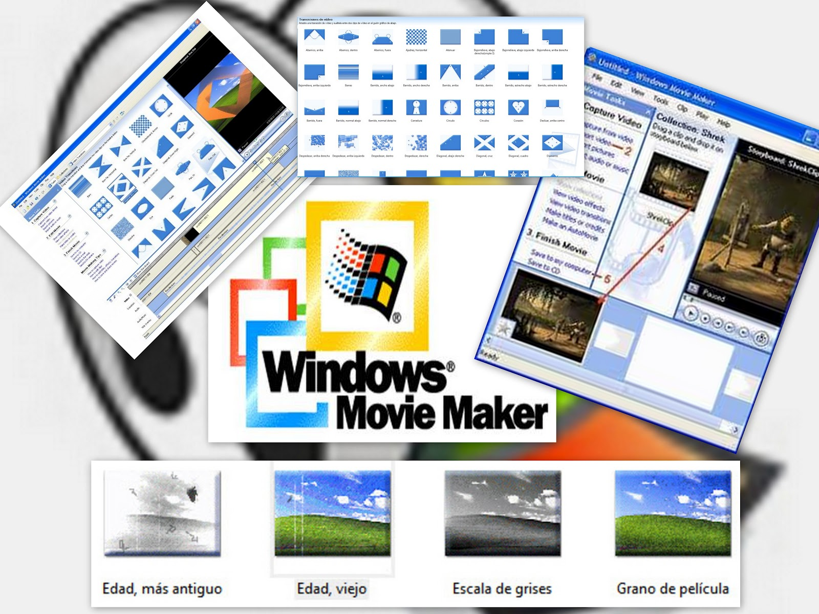 video tutorial de movie maker y como editar un video con