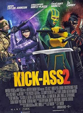 Kick Ass 2 (2013) DVDRip XviD AQOS