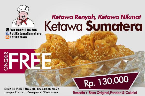 Roti Ketawa Sumatera (RKS)