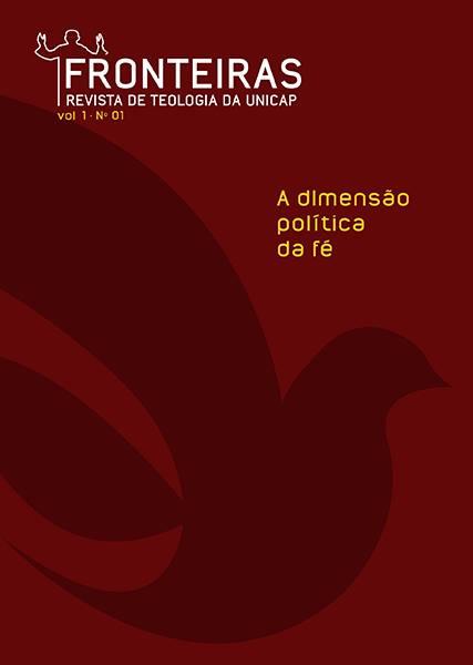 FRONTEIRAS - Revista de Teologia da UNICAP