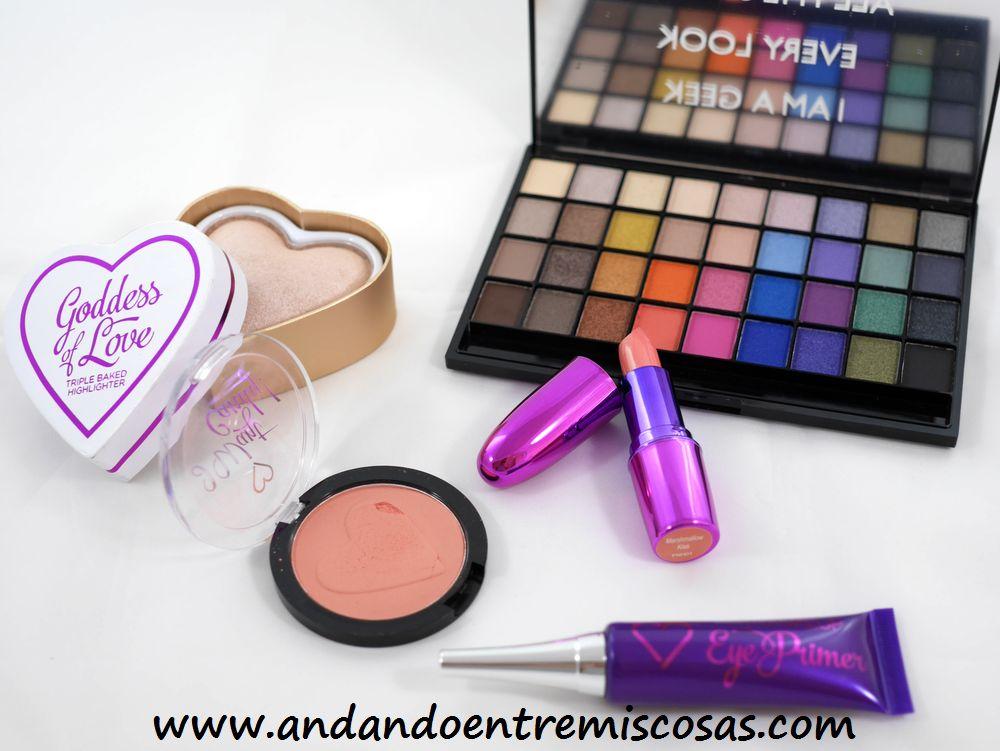 Maquillaje I Heart Makeup