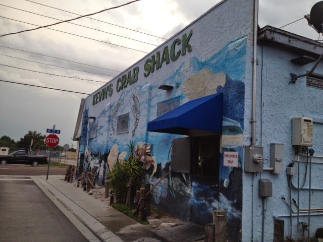 Kevins Crab Shack - Palmetto FL