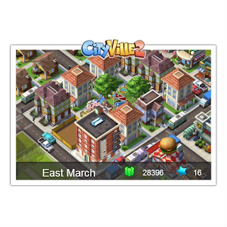 Cityville 2 Screen Zynga Housing