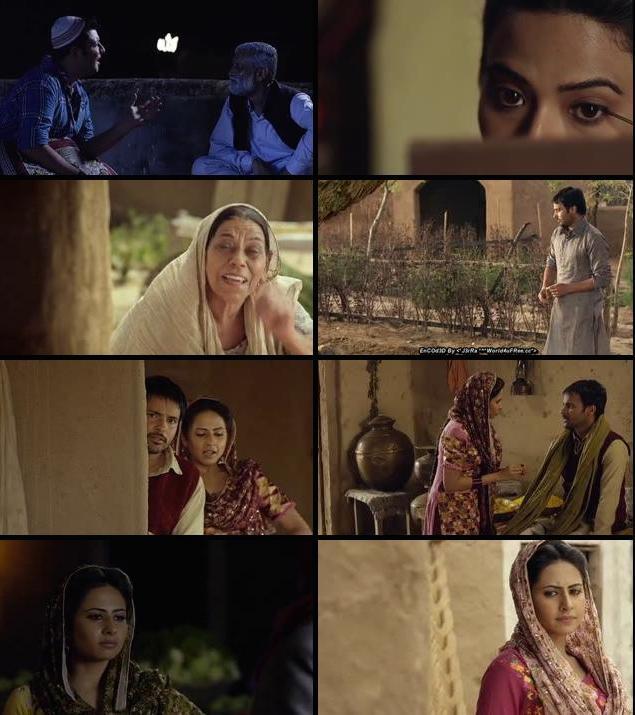 Angrej 2015 Punjabi DVDRip 350mb
