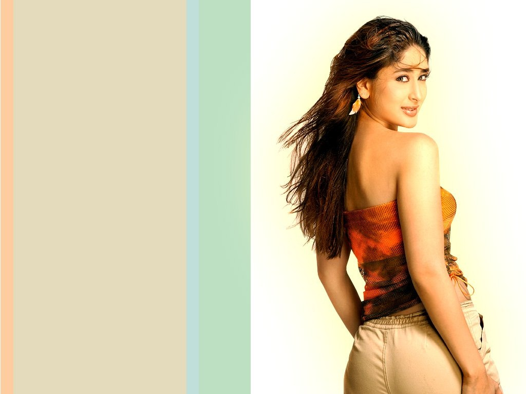 kareena kapoor backless wallpaper