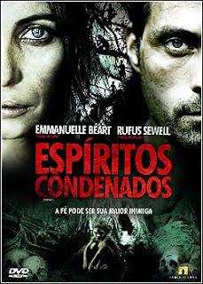 espiritos Download   Espíritos Condenados DVDRip AVi + RMVB Dublado